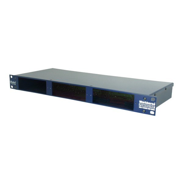 Radial Workhorse Powerstrip 500 Series Rack Unit, Side