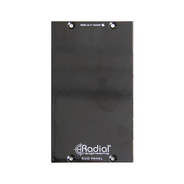 Radial Workhorse DUO 500 Series Blank Panel