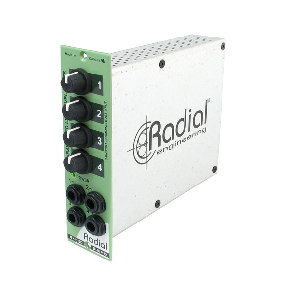 Radial Workhorse SubMix 500 Series Line Mixer