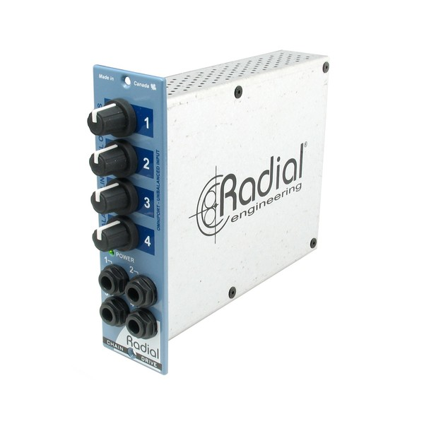 Radial Workhorse ChainDriver 500 Series Line Distribution