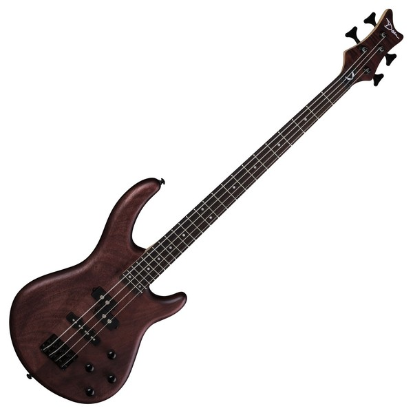 Dean Edge 1 PJ Bass Guitar, Vintage Mahogany