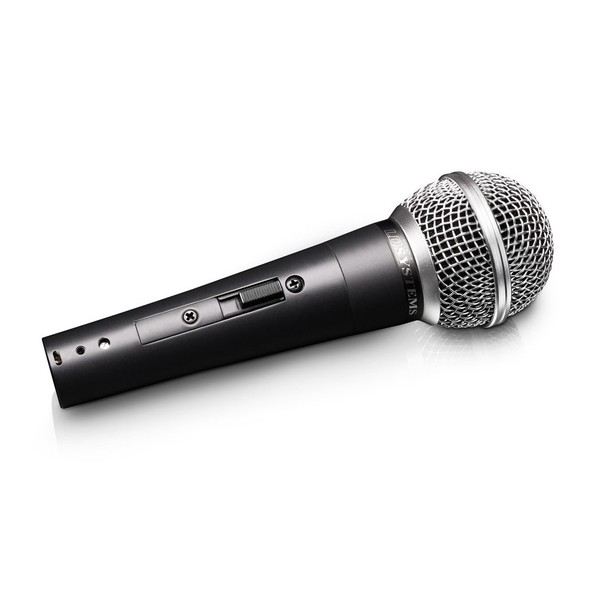 LD Systems D1006 Dynamic Vocal Microphone With Switch