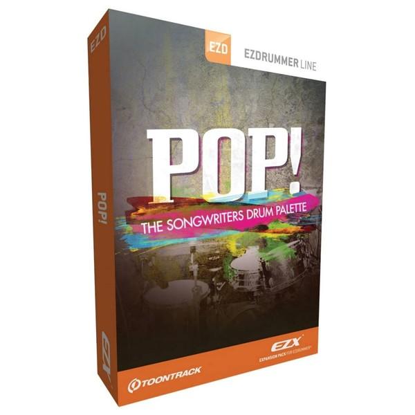 Toontrack EZX - Pop! - Boxed