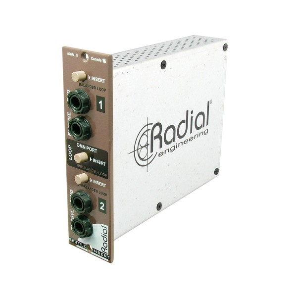 Radial Workhorse Shuttle 500 Series Insert Loop