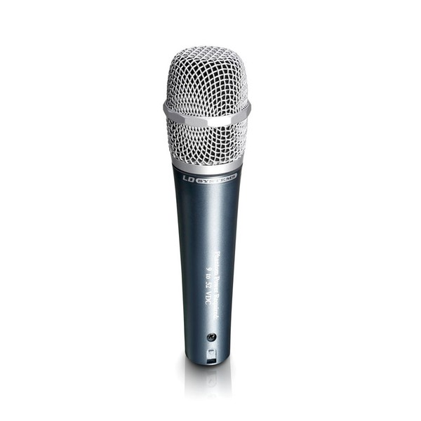 LD Systems D1011 Condenser Vocal Microphone Vertical