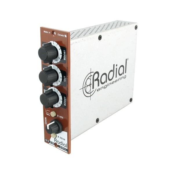 Radial Workhorse Q3 500 Series 3-Band EQ