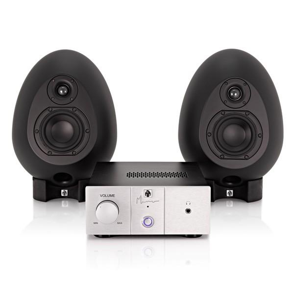 Munro Sonic Egg 100 Monitoring System, Black Main