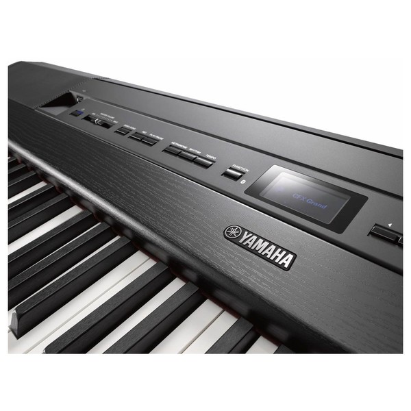 Yamaha P515, Interface