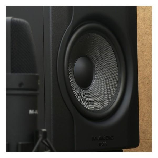 M-Audio BX8-D3 Studio Monitor - Lifestyle 2