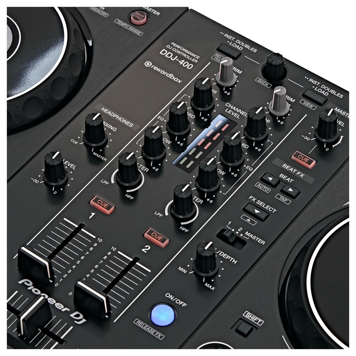 Pioneer DDJ-400 Rekordbox Controller at Gear4music 448d8af6e8