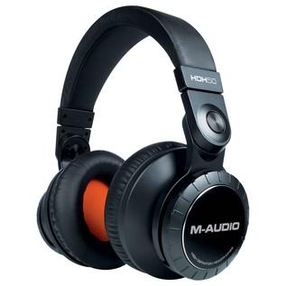 M-Audio HDH50 High Definition Headphones - Angled