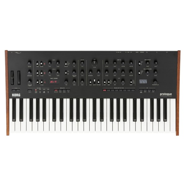 Korg Prologue Analog Synthesizer, 8 Voice - Top