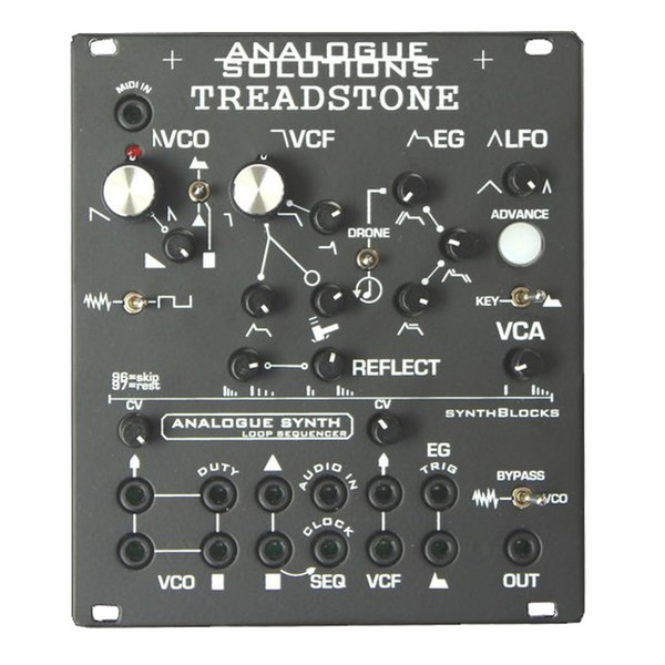 Analogue Solutions Treadstone, Eurorack - Main