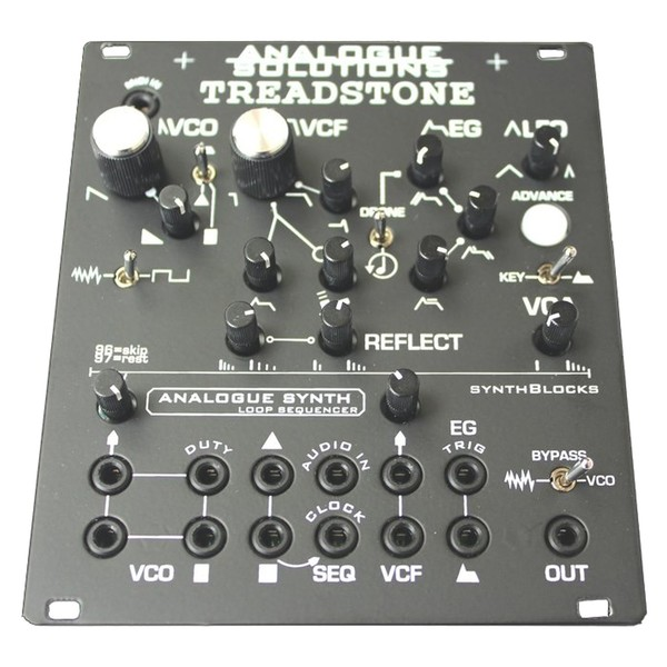 Analogue Solutions Treadstone, Eurorack - Angled