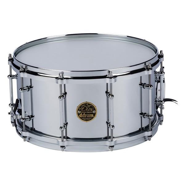 DDrum Dios 14 x 7 Cast Steel Snare Drum - Main Image