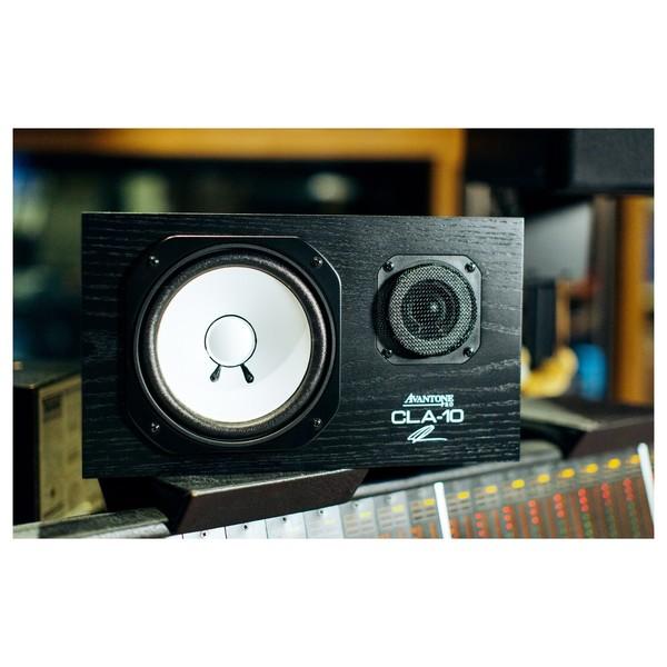 Avantone CLA-10 Passive Studio Monitors, Pair - Lifestyle 2