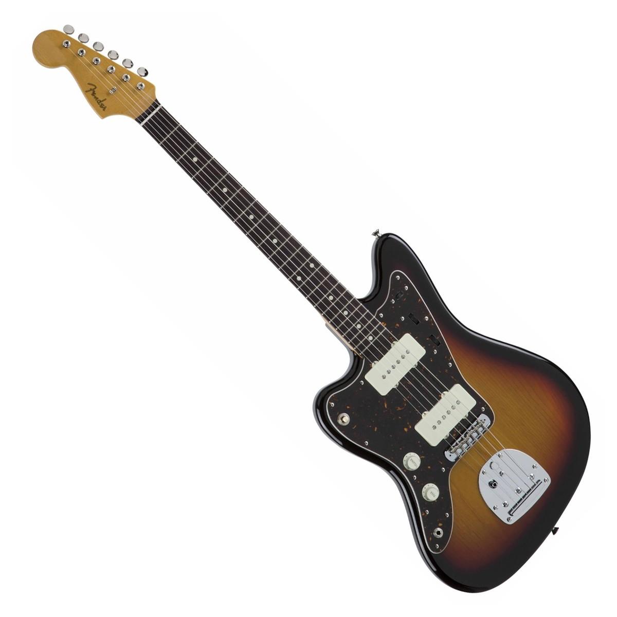 MIJ Pickguard For Fender Jazz Bass Tortoise Shell Lefty