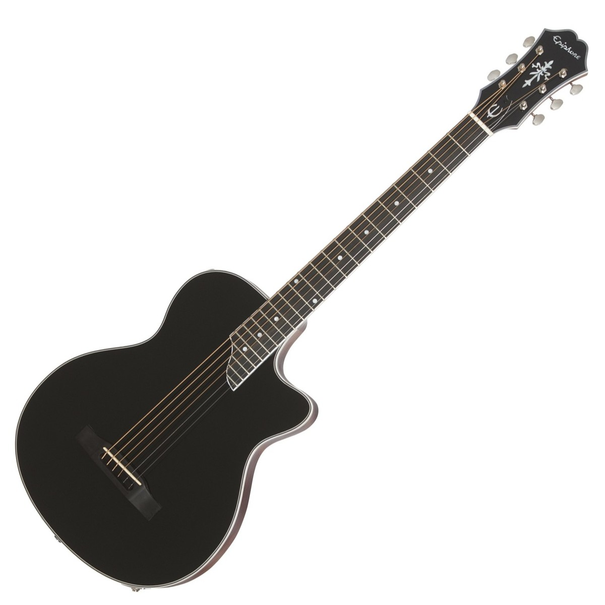 Epiphone Sst Wiring Diagram Will Be A Thing Auto Crane 3203 Prx Coupe Electro Acoustic Ebony Rh Gear4music Com Review String Height Adjustment
