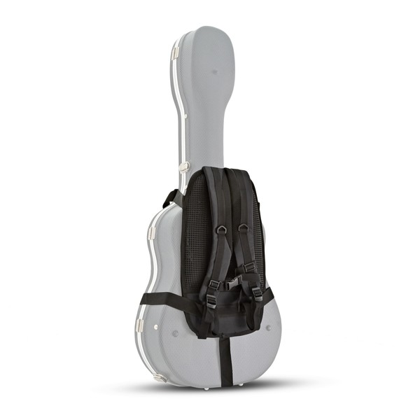 Acoustic Guitar Case Carrying Straps by Gear4music