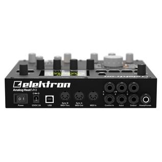 Elektron Analog Heat MK2 Sound Processor - Rear