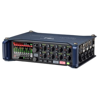 F8N MultiTrack Field Recorder - Angled 2