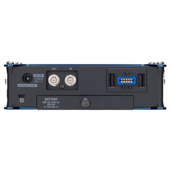F8N MultiTrack Field Recorder - Rear