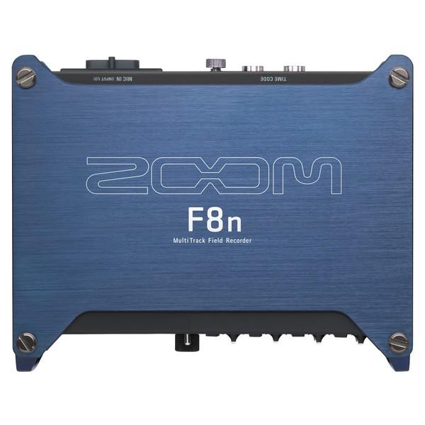 Zoom F8N MultiTrack Field Recorder - Top