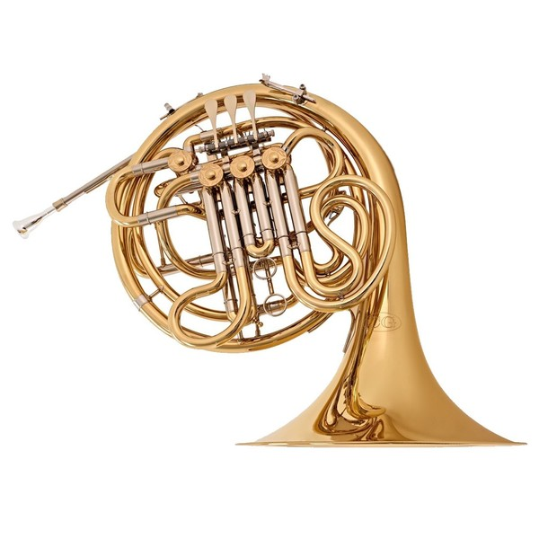 Coppergate Double French Horn, by Gear4music