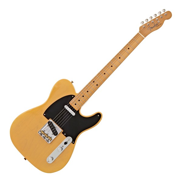 Fender Custom Shop 1950 Double Esquire, Nocaster Blonde #R17905