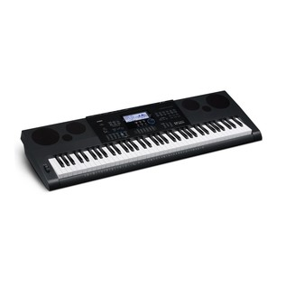 Casio WK-6600 Portable Keyboard, Black
