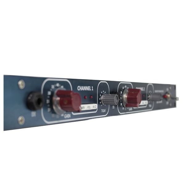 Stam Audio 1073MPA Preamplifier (Sowter) - Panel Close Up