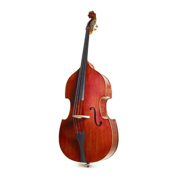 Stentor Graduate Double Bass Enhanced Figure, 1/2