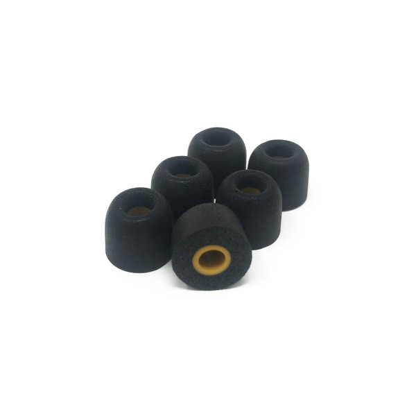 Flare Audio Earfoams Universal Replacement Tips, Medium