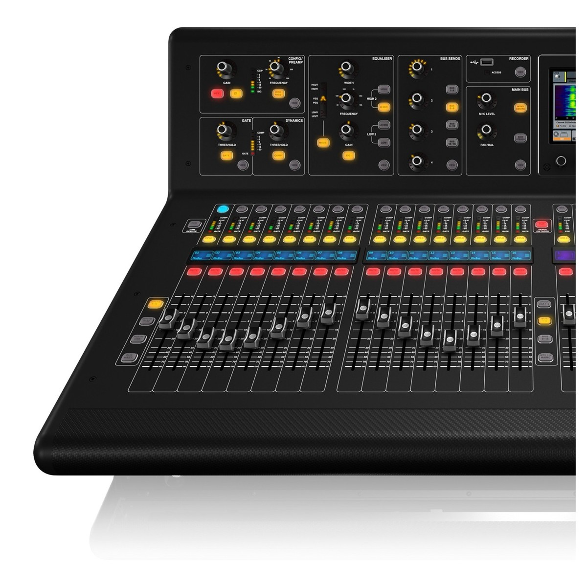 disc midas m32 digital mixing console at gear4music. Black Bedroom Furniture Sets. Home Design Ideas