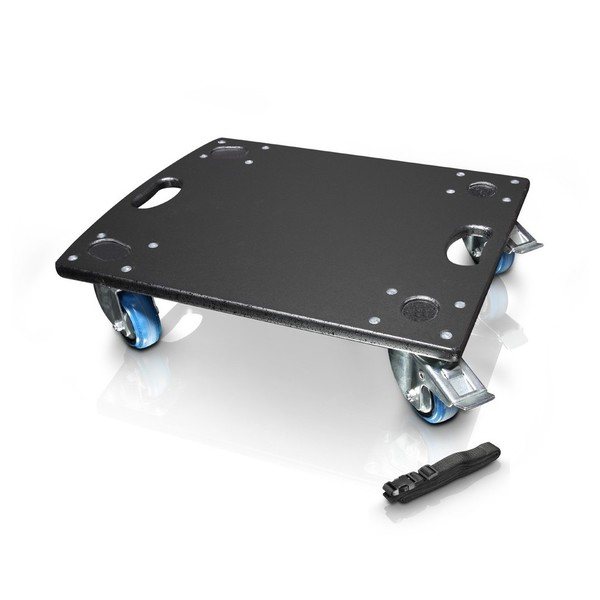 LD Systems Castor Board For DAVE 10 Subwoofer