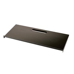 K&M 18824 Controller Keyboard Tray, Black