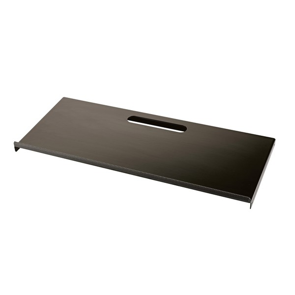K&M 18824 Controller Keyboard Tray, Black
