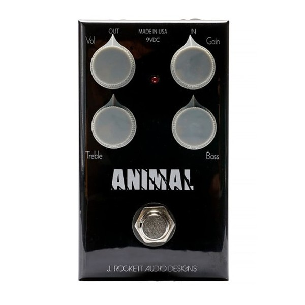 J Rockett Animal Overdrive Front View