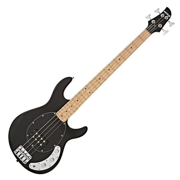 RedSub PK Bass Guitar, Jet Black