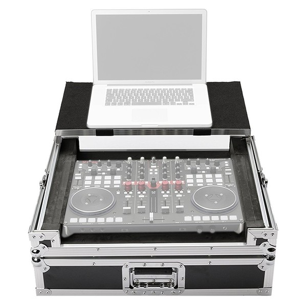 Magma Multi Format Workstation XL For Various DJ Controllers - Front (Controller & Laptop Not Included) - Front