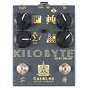 Caroline Guitar Company bedrijf Kilobyte Lo-Fi    Delay pedaal - Doos geopend