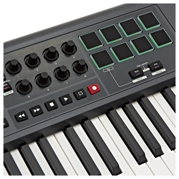 novation impulse 61 key usb midi controller keyboard b stock at gear4music. Black Bedroom Furniture Sets. Home Design Ideas
