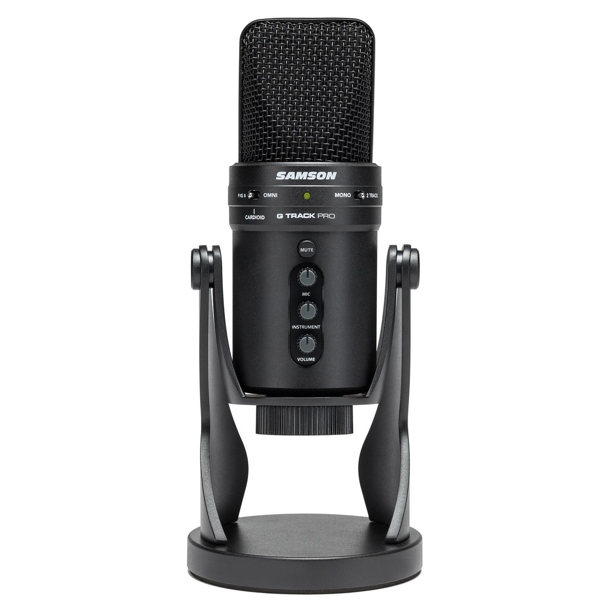 Click to view product details and reviews for Samson G Track Pro Usb Condenser Microphone.