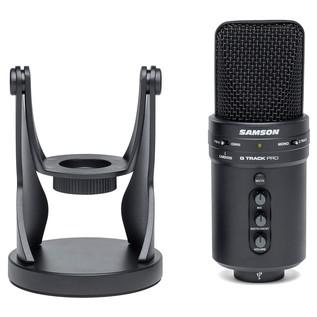 Samson G-Track Pro USB Condenser Microphone - Mic With Cradle