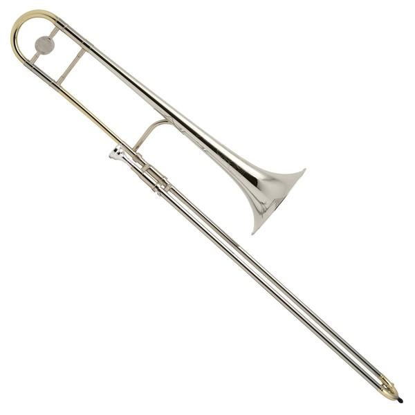 King 2B Tenor Trombone, Sterling Silver Bell