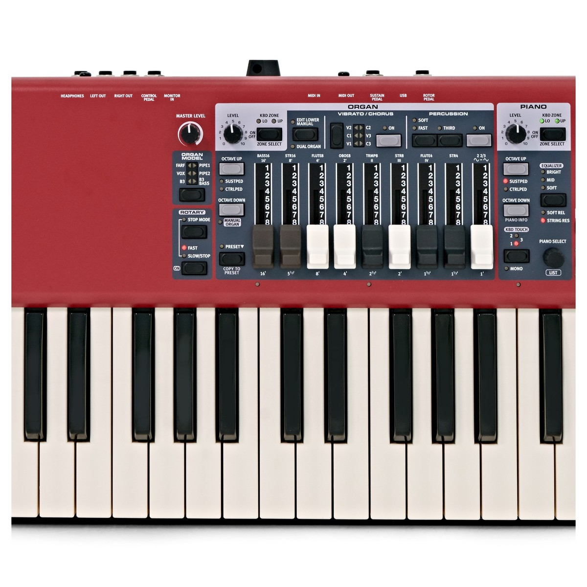 nord electro 6d 73 note keyboard with accessories at gear4music. Black Bedroom Furniture Sets. Home Design Ideas