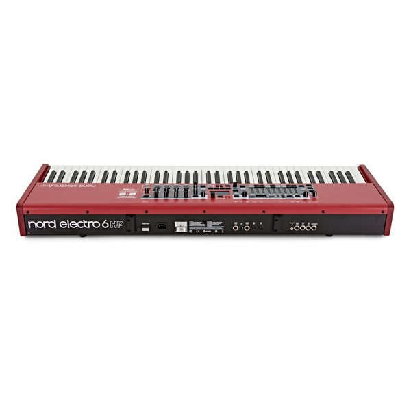 Nord Electro 6 HP 73-Note Keyboard with Free Accessories