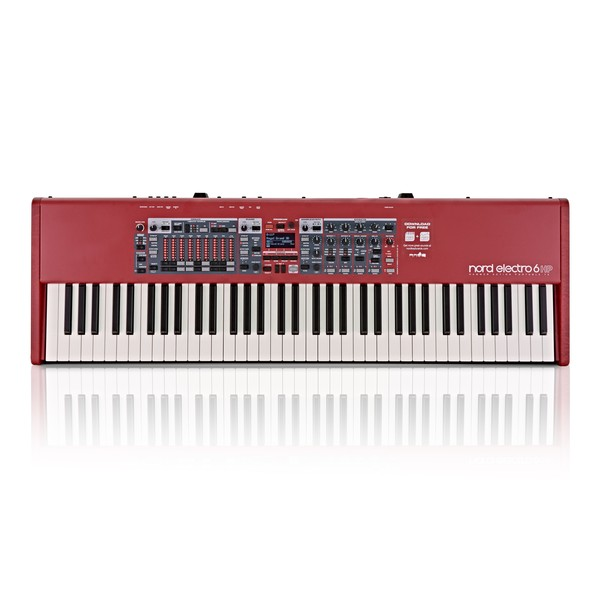 Nord Electro 6 HP 73-Note Hammer Action Keyboard