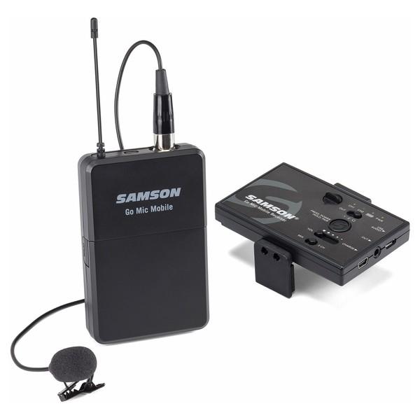 Samson Go Mic Mobile Lavalier System - Main