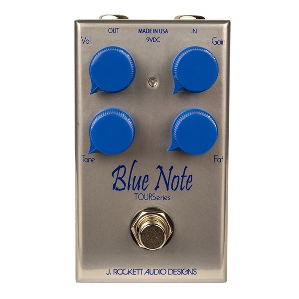 J Rockett Blue Note Overdrive